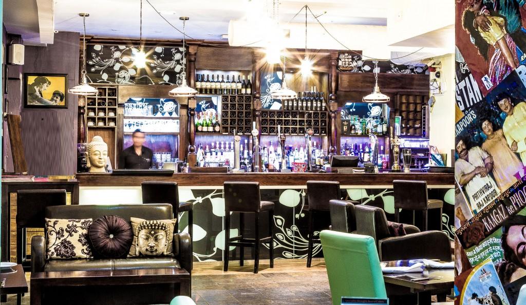 Ground Floor Bar Area
