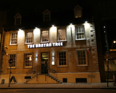 The banyan Tree Indian Restaurant Peterborough